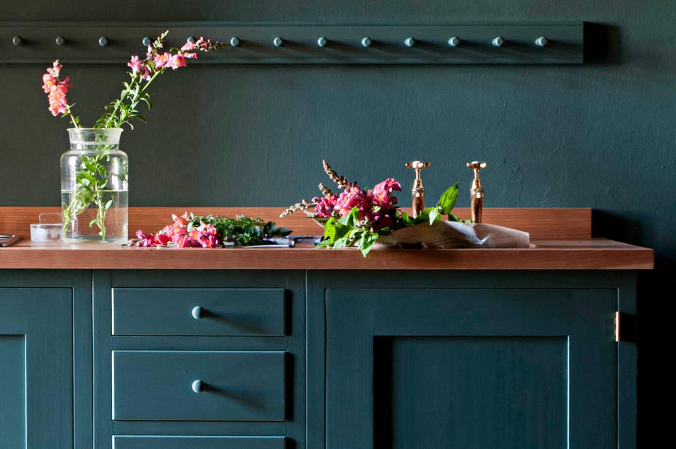 La cucina in stile shaker for Cucina in stile prateria